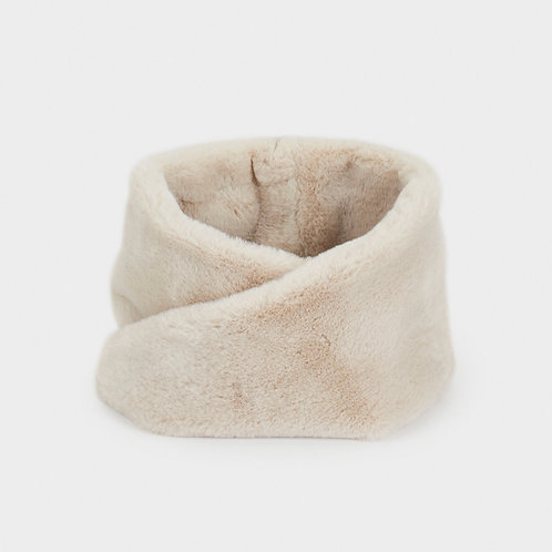Faux fur snood scarf in 3 colours