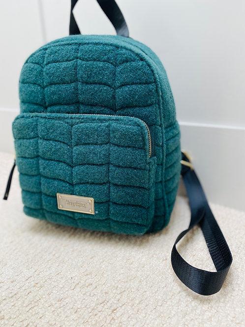 Green bagpack