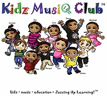 "Artwork for the music album ""Jazzing Up Learning"" by Renee Collins Georges, streaming on WEE Nation Radio"