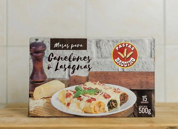Tapas de Lasagna