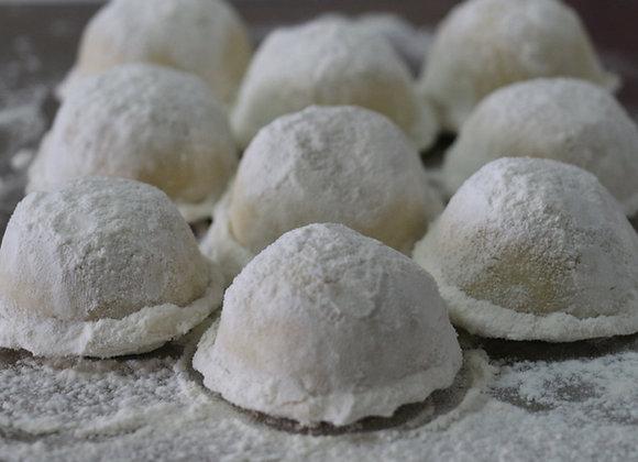 Sorrentinos muzzarella y jamón - 1/4 kg
