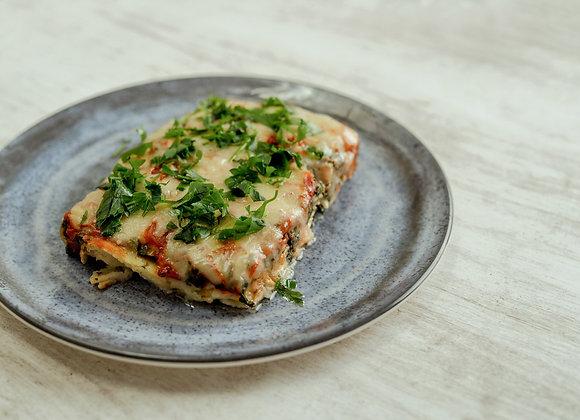 Lasagna rellena - congelada