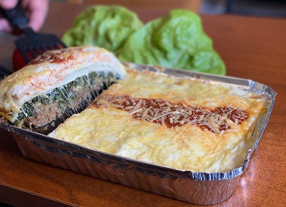 Lasagna Rellena Grande (3 personas)