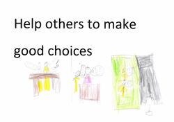 Help others make