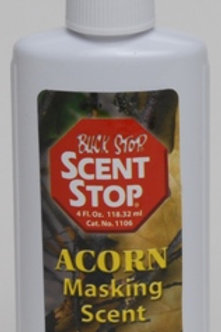 Acorn Food and/or Masking Scent