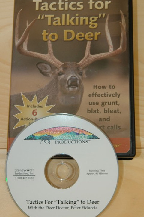 Tactics for Talking to Deer DVD