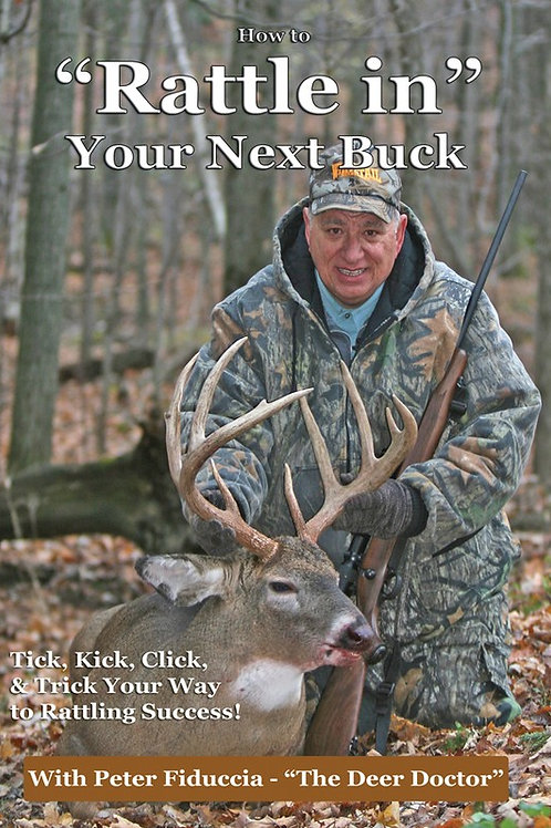 How to Rattle in Your Next Buck