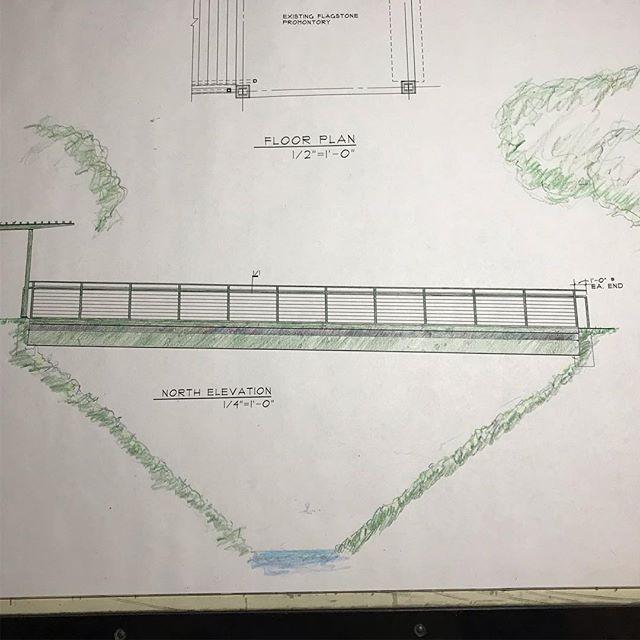 Designing a New Footbridge