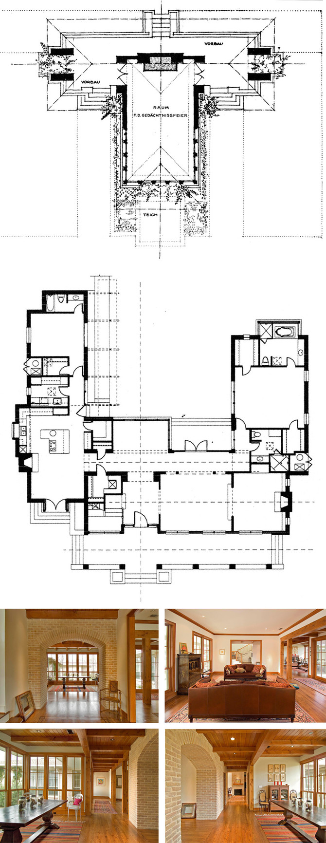 A LESSON LEARNED FROM FRANK LLOYD  WRIGHT – FROM MAJOR TO MINOR