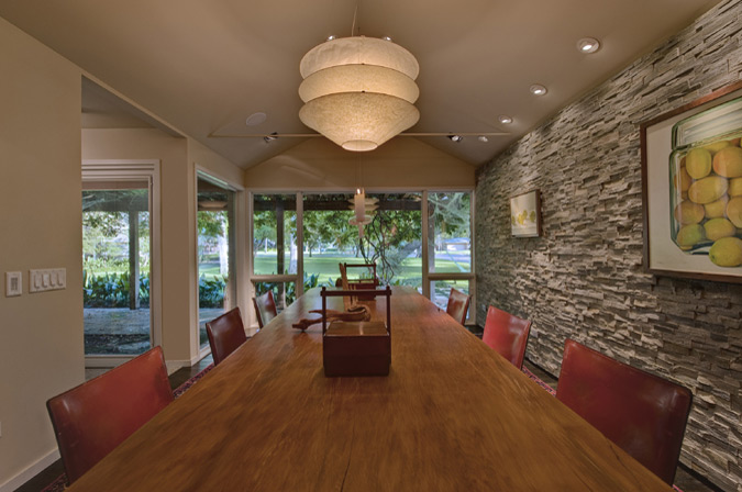 Forest Hills Residence Dining Room