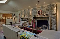 Forest Hills Residence Living Room