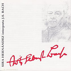 1996_Sira Hernández Interpreta J.S. Bach