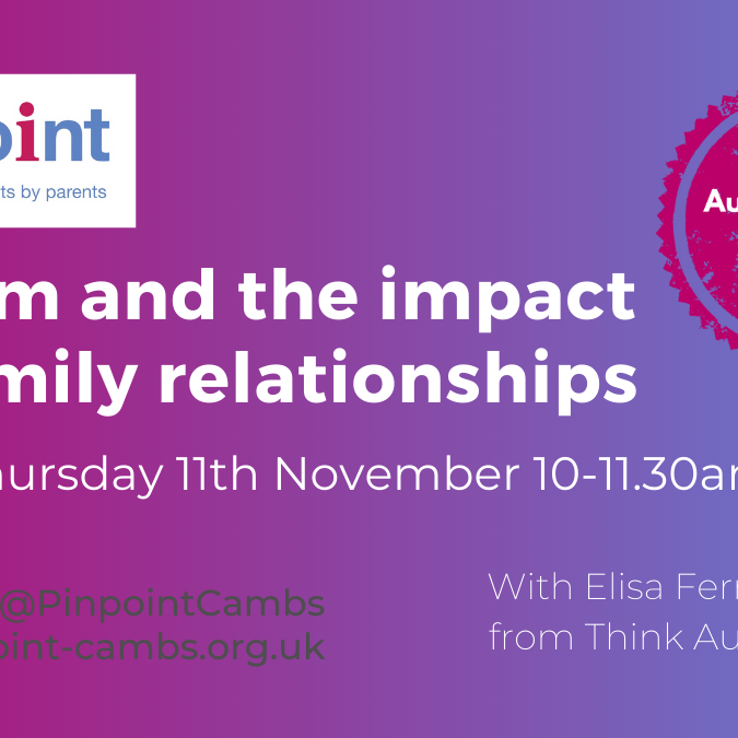 Autism and the Impact on Family Relationships