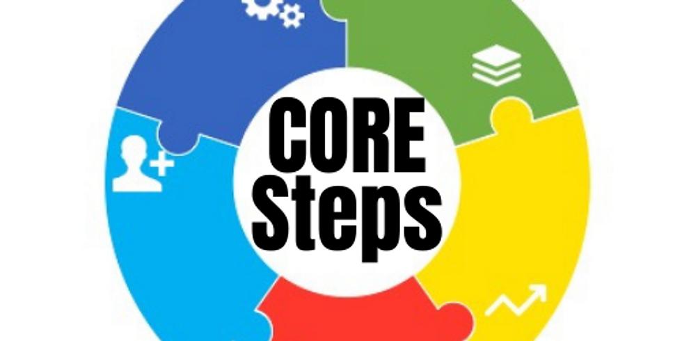CORE Steps