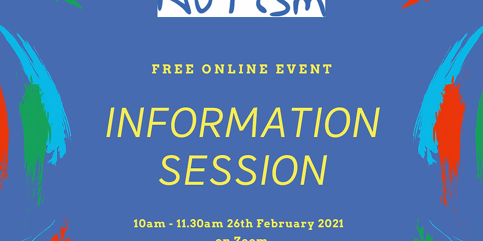 Think Autism Online Information Session