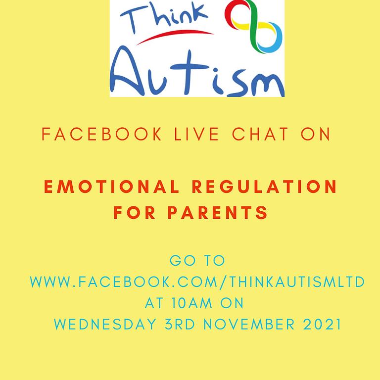 FB Live on Parental Emotional Regulation