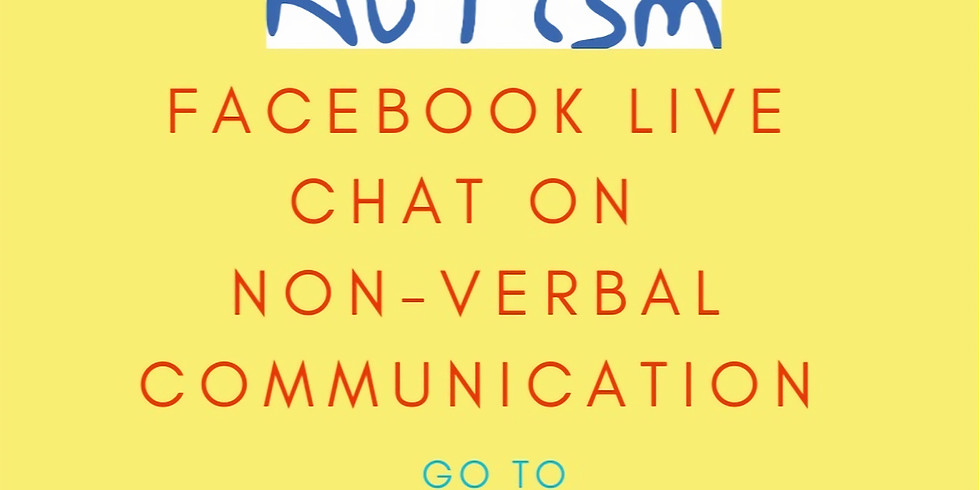 Facebook Live Chat on Non Verbal Communication