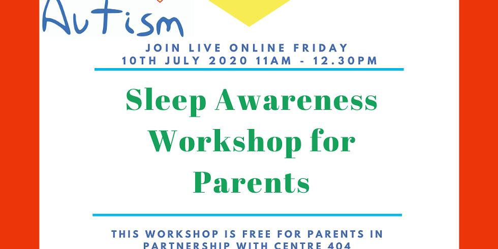 Sleep Awareness Online Workshop