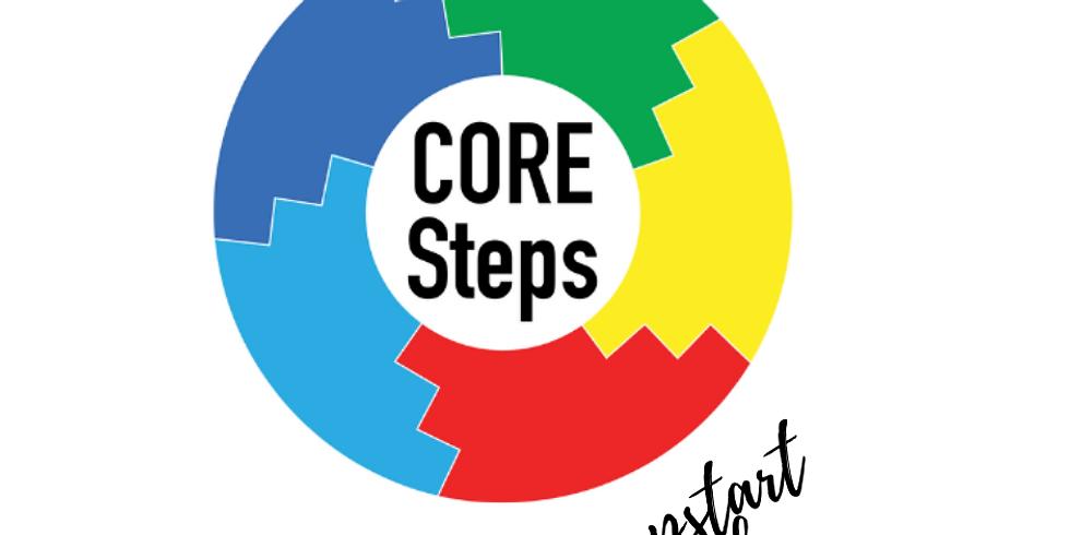 CORE Steps Jumpstart Week
