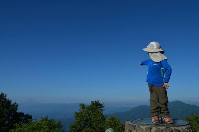 わんぱく父さん、おやこ登山に目覚める!