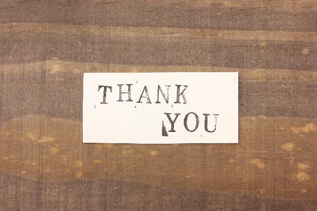 【再掲】「ありがとう。」は生きる力