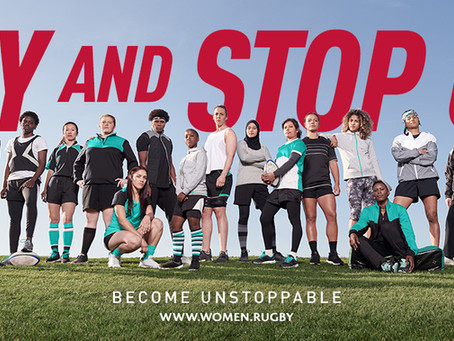 "World Rugby Launches ""Try and Stop Us"" Campaign"