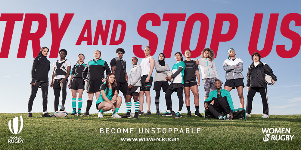 World Rugby Launches Try And Stop Us Campaign