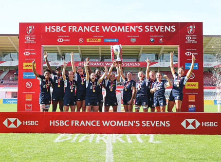 Biarritz Recap: US Women Win Gold; Emily Hsieh Refs Tournament