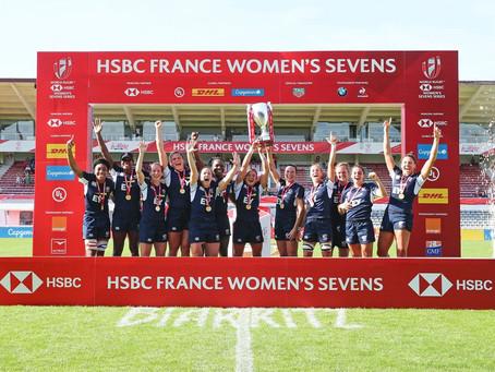 Biarritz Recap: US Women Win Gold; Emily Hsieh Refs Tournament