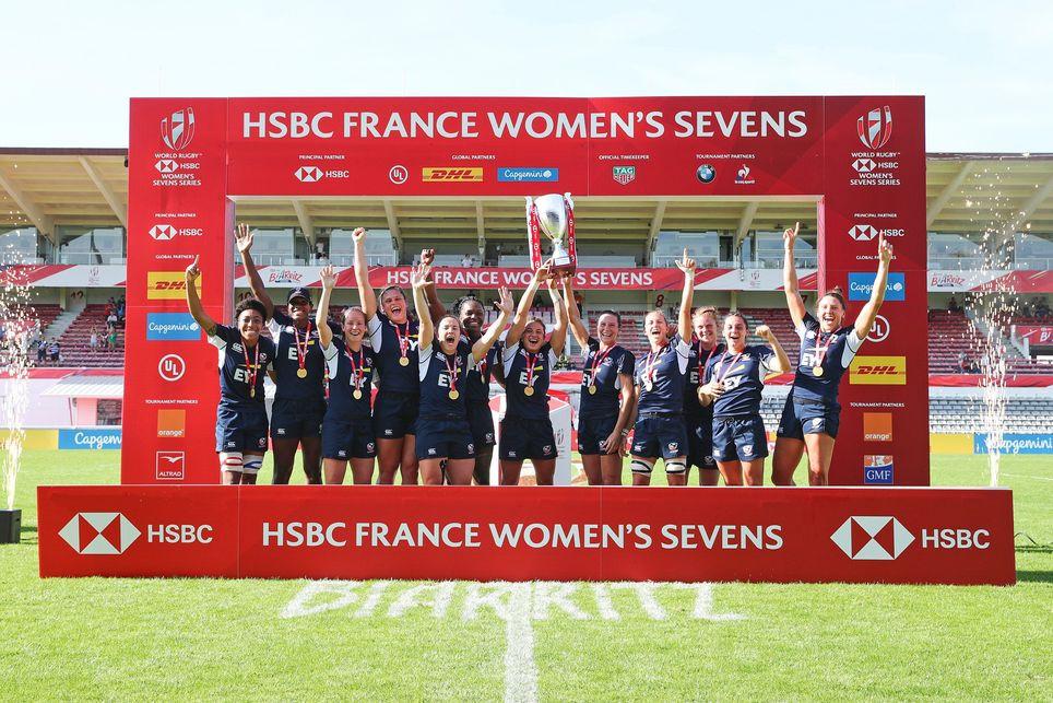 USA Women's Sevens Cup Final