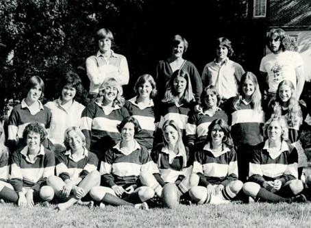 USWRF Women's Rugby History Project