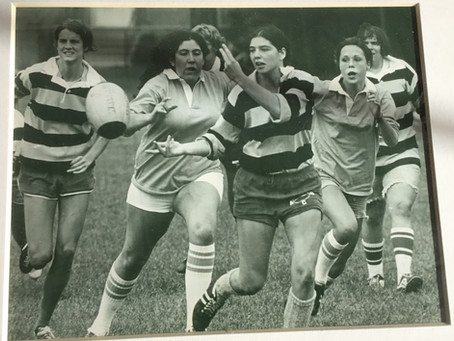 The Mothers of Dragons: CU, CSU, and the Founders of Women's Rugby