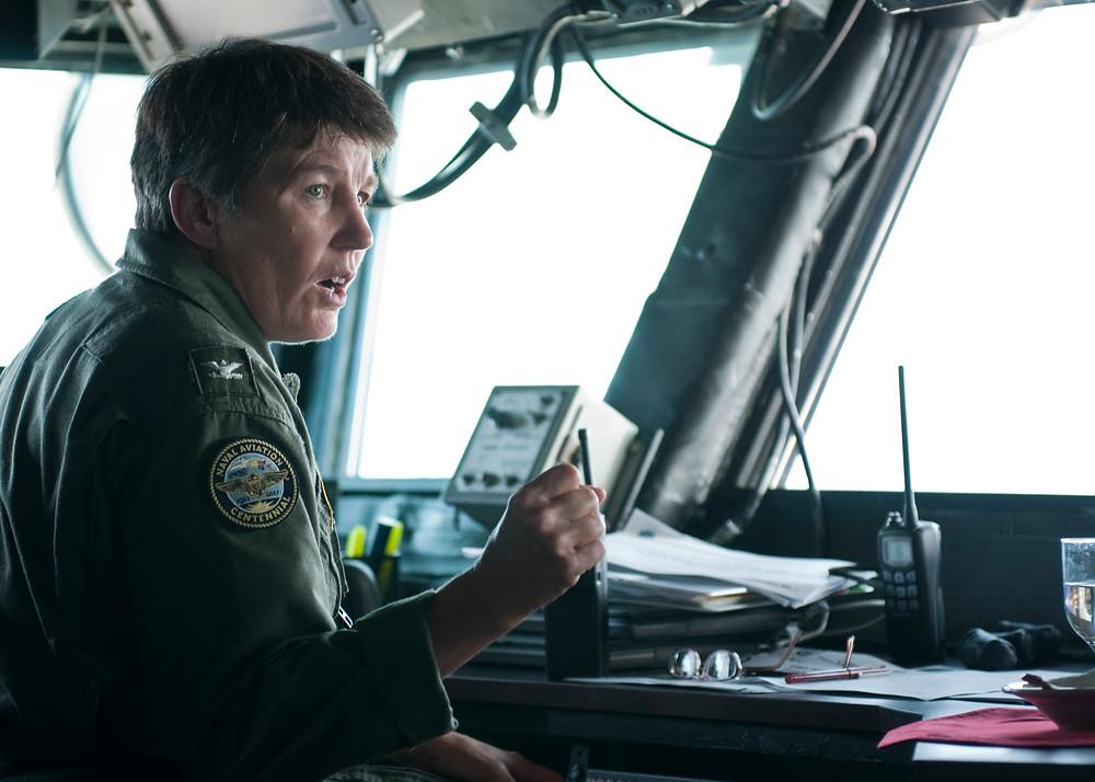 U.S. Navy photo by Mass Communication Specialist 1st Class Arif Patani