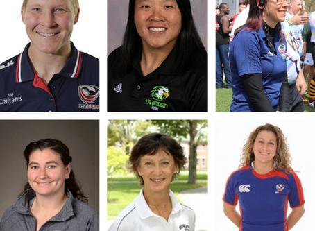 COVID19 and Women's Rugby: Six Coaches and Referees Talk about the Landscape