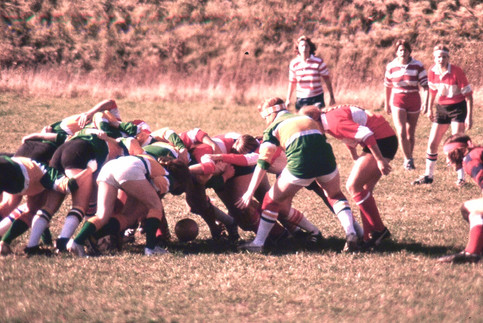 Wisconsin Rugby 1977