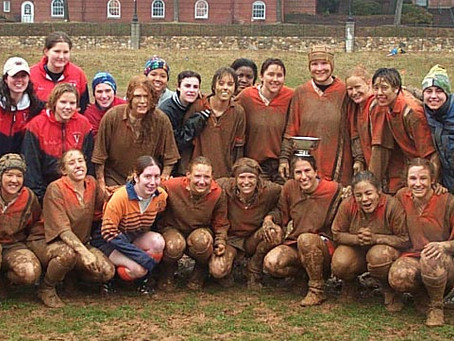 15 Colleges that Shaped Women's Rugby