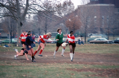 Wisconsin Rugby 1978 - Champaigne