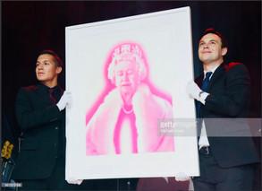 Elton John Aids Foundation for Chris Levine