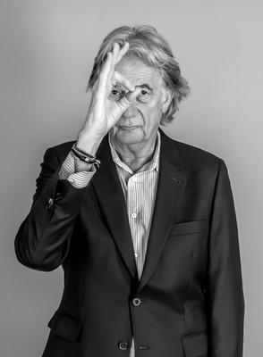 Sir Paul Smith portrait by Chris Levine