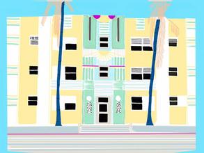Soho House, Miami for Laurie Nouchka