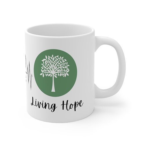 Living Hope Ceramic Mug 11oz