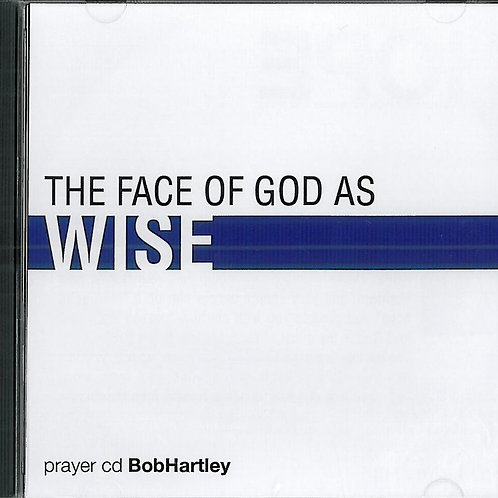 Digital- Face of God as Wise