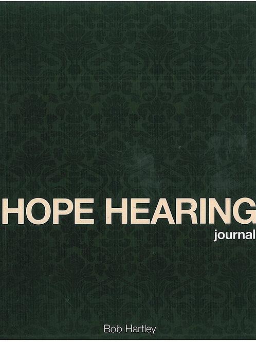 Hope Hearing Journal