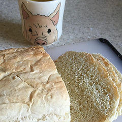 #mugshotmonday with homemade bread