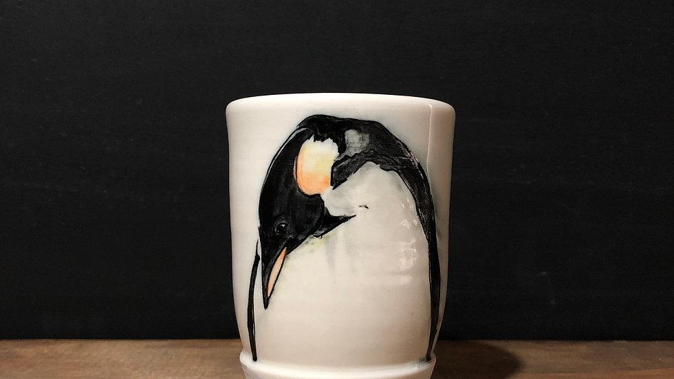 emperor penguin tumbler
