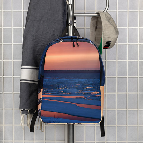 Soo Sunset Minimalist Backpack