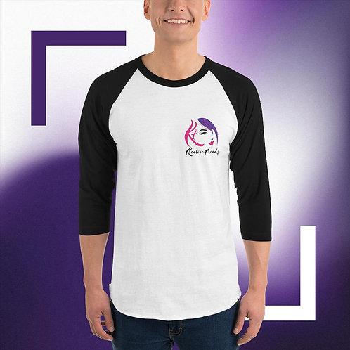 Kreative Trendz 3/4 sleeve raglan shirt