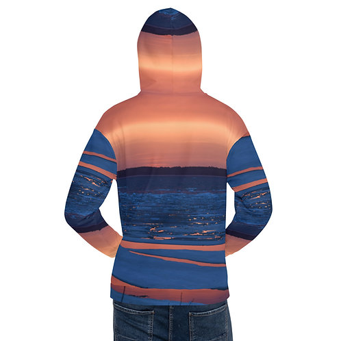 Soo Sunset Hoodie for Him or Her