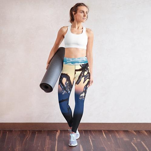 Yooper Cool Yoga Leggings