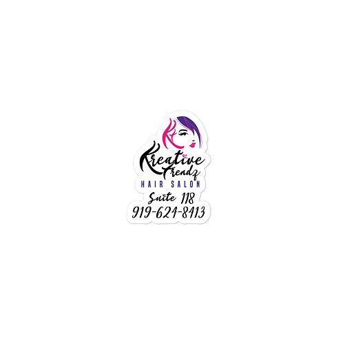 Kreative Trendz NC Sticker